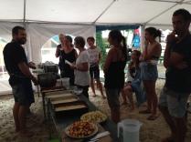 Atelier cuisine Vegan Surf Camp