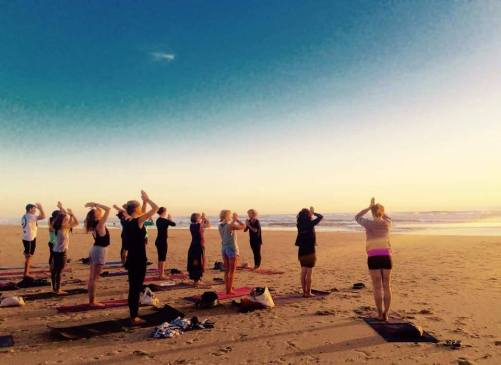 yoga holyday vacances