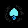 logo vsurfcamp moon flower