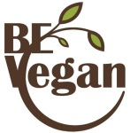 BE Vegan logo