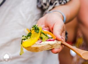 Toast Vegan Surf Camp